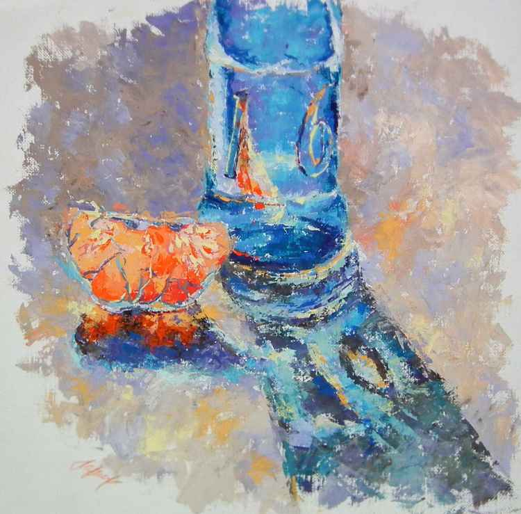 «Blue Glass»