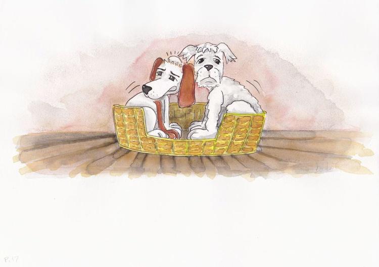 Doggy Daze, page 17 - Image 0