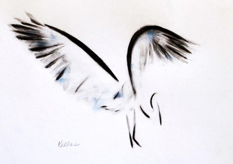 White Heron - Image 0