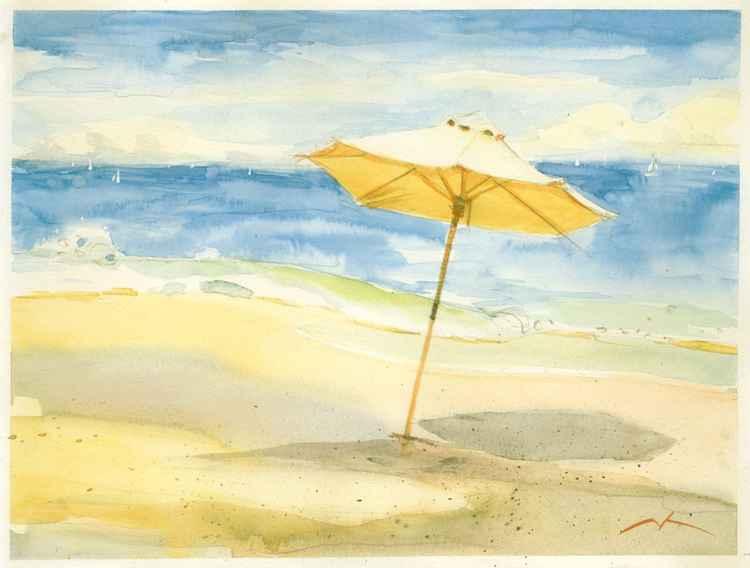 Beach Umbrella -