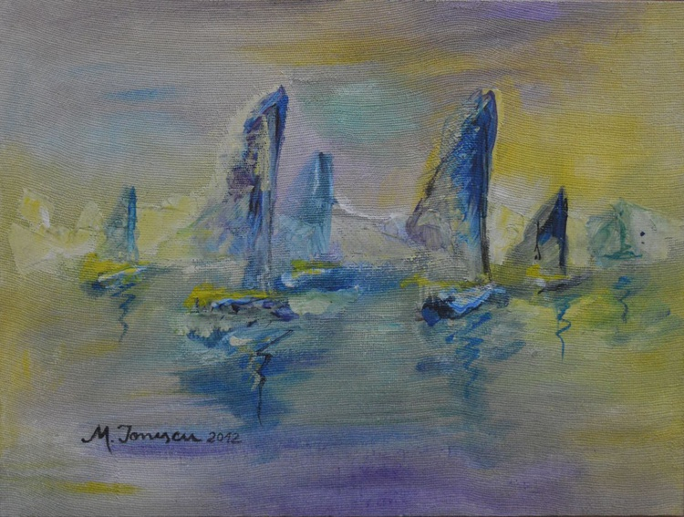 """Frozen Sea"" - Image 0"
