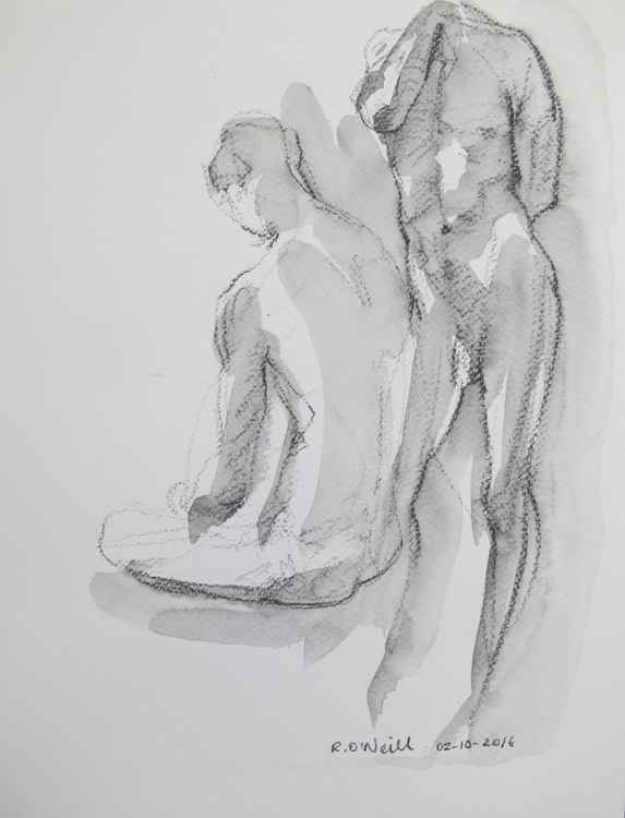 Male nude -
