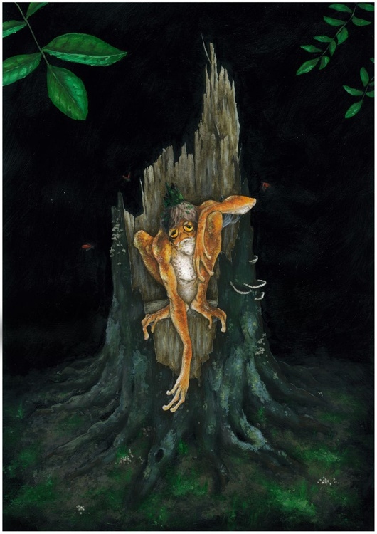 The Curse of the Frog Prince - Image 0