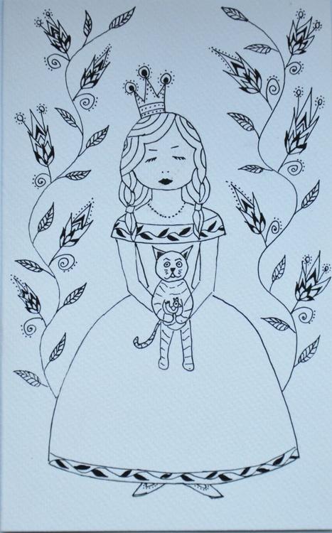 In magic garden - Image 0