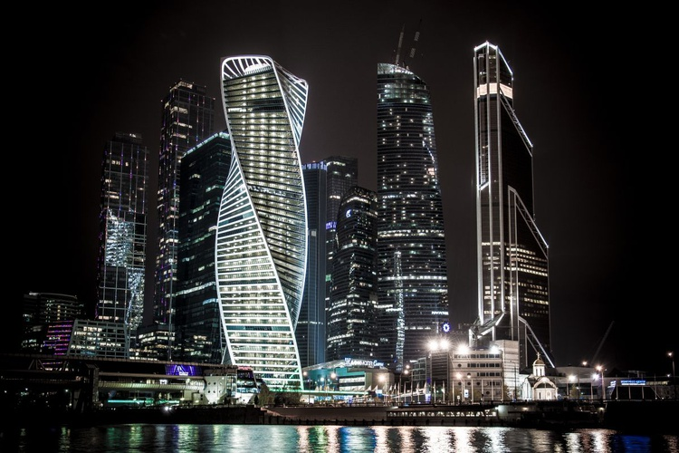 Moscow skyscrapers - Image 0