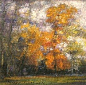 Woodland Series #5 by Nancy R. Lindsay