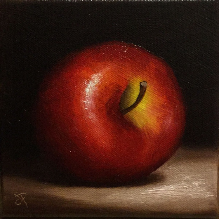 Red Apple No.3 - Image 0