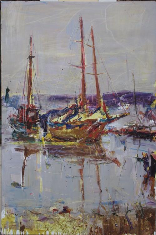 Sailing ship II - Image 0
