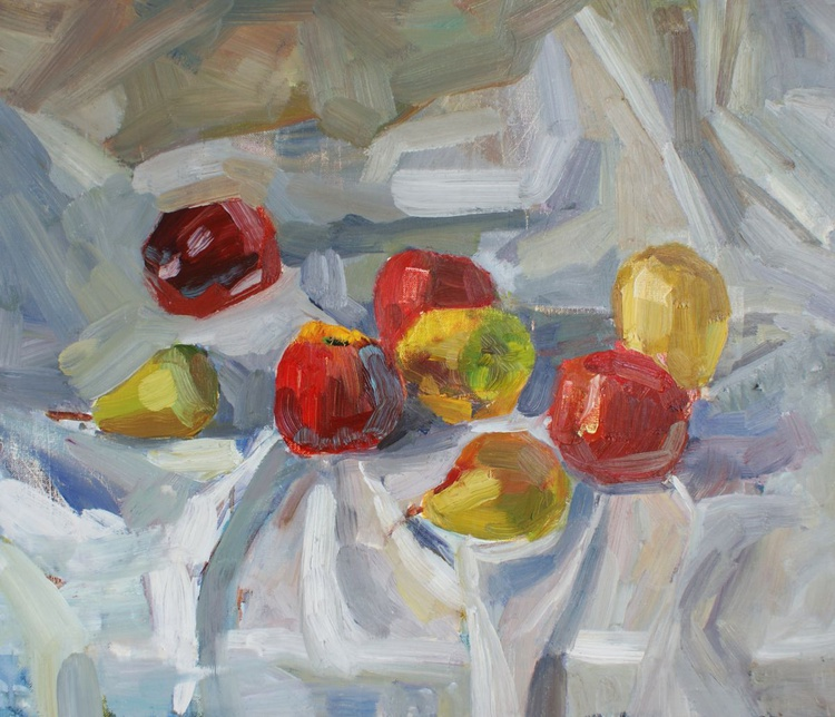 """""""Still life with fruit"""" - Image 0"""