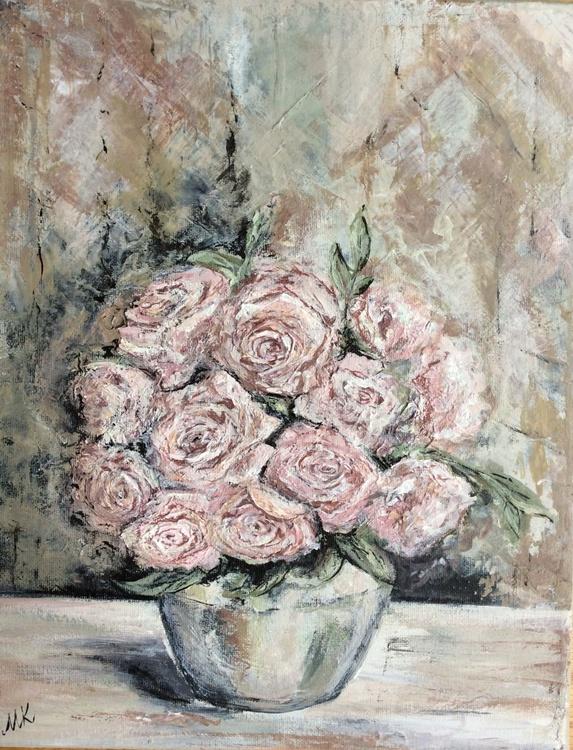 Dramatic Roses. - Image 0