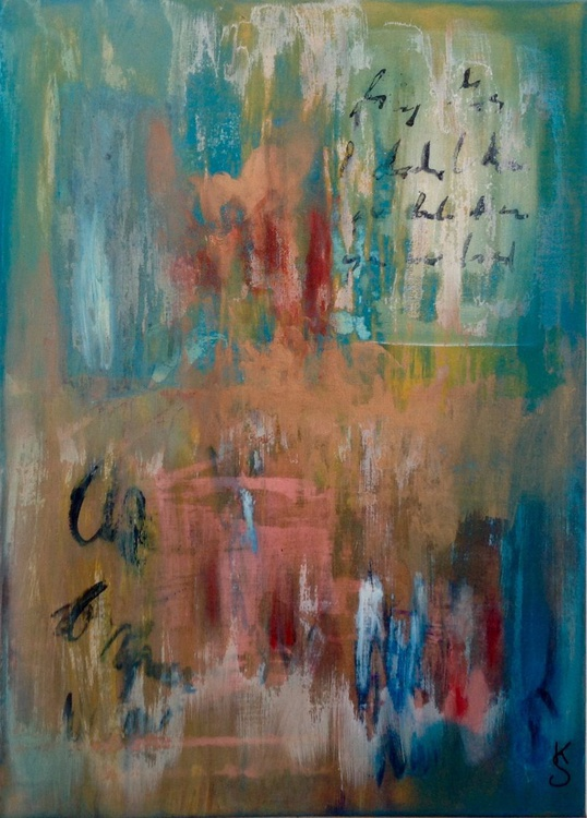 Faded (large canvas) - Image 0