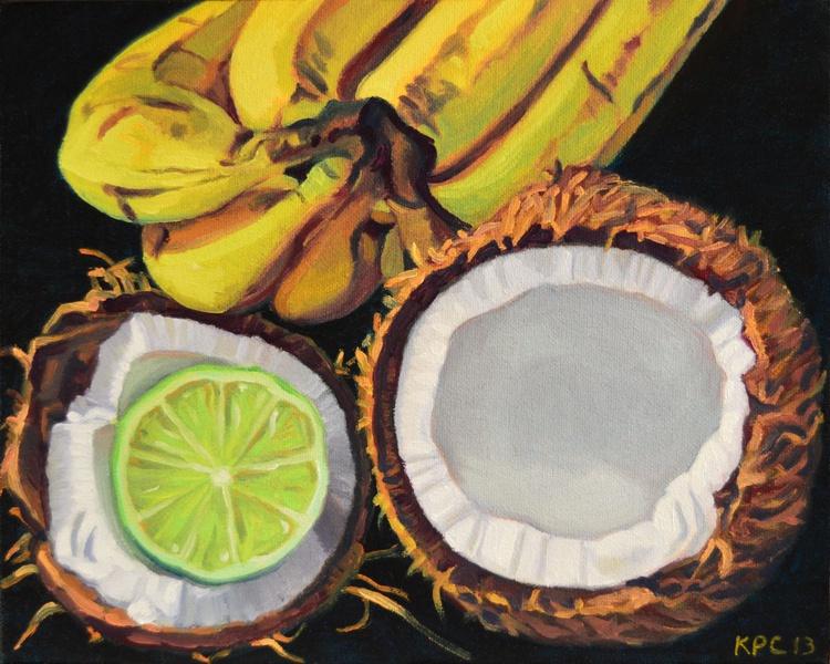 Banana, Coconut and Lime - Image 0