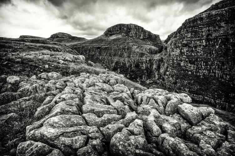 Limestone Pavement -