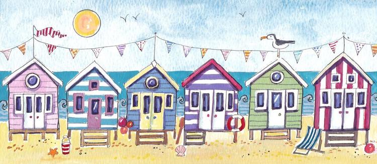 Beach Huts - Image 0