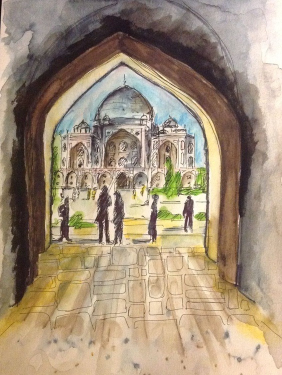 Indian Summer: Humayun's Tomb, The Mughal Legacy - Image 0
