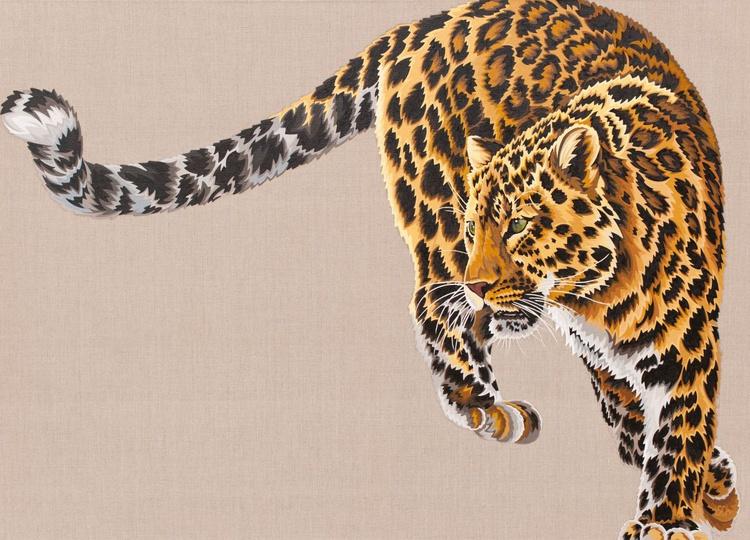 Spot the Leopard - Image 0