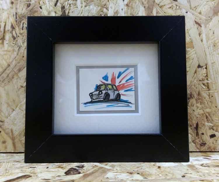 Classic Mini Cooper (032) -