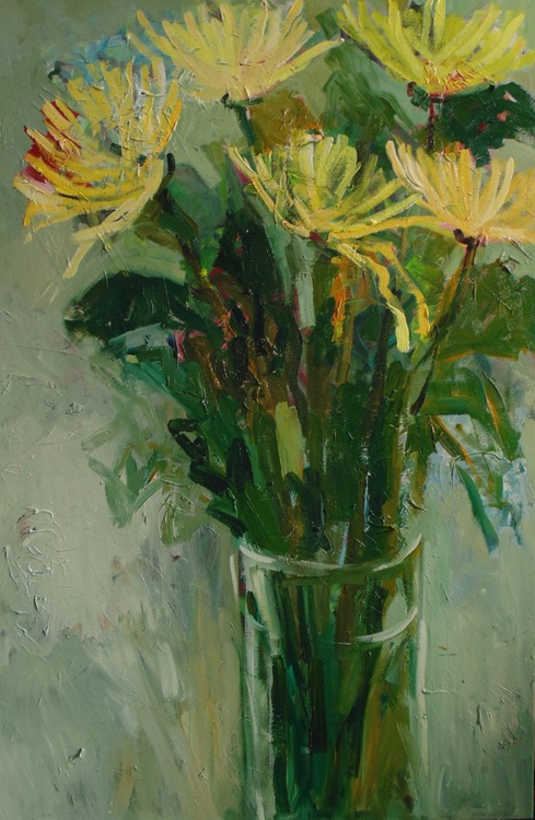 Bouquet of chrysanthemums - Image 0
