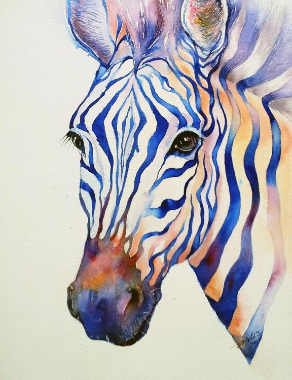 Intense_ Zebra - Image 0