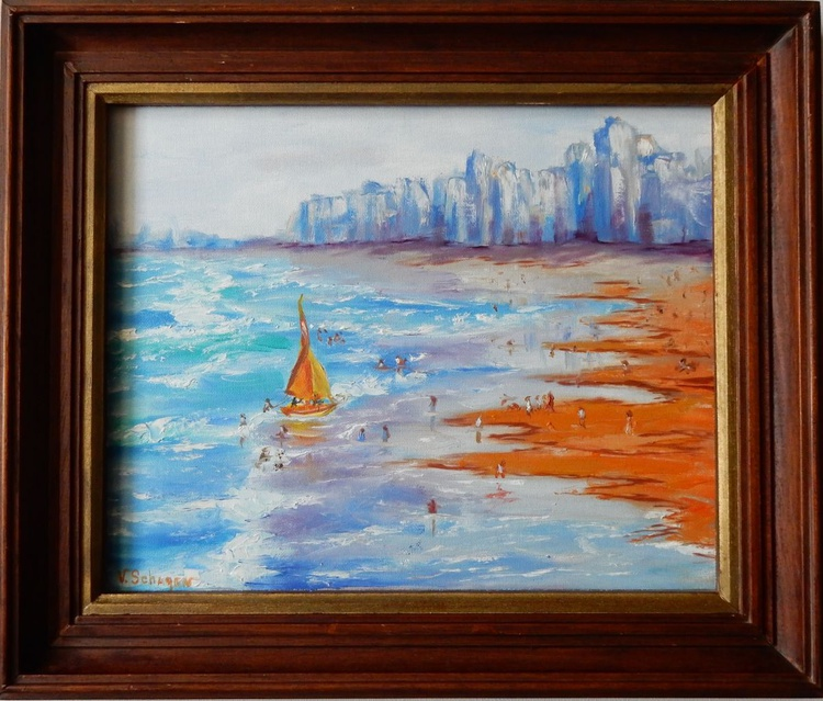 Seascape, city - Image 0