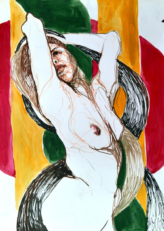Snake Woman - Image 0