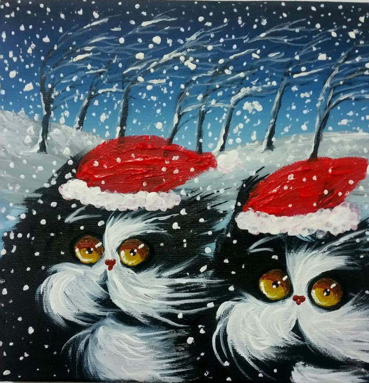 Windy Christmas - Image 0