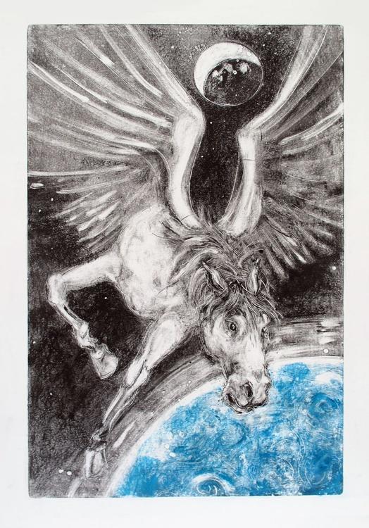 Pegasus,Planet,Moon - Image 0