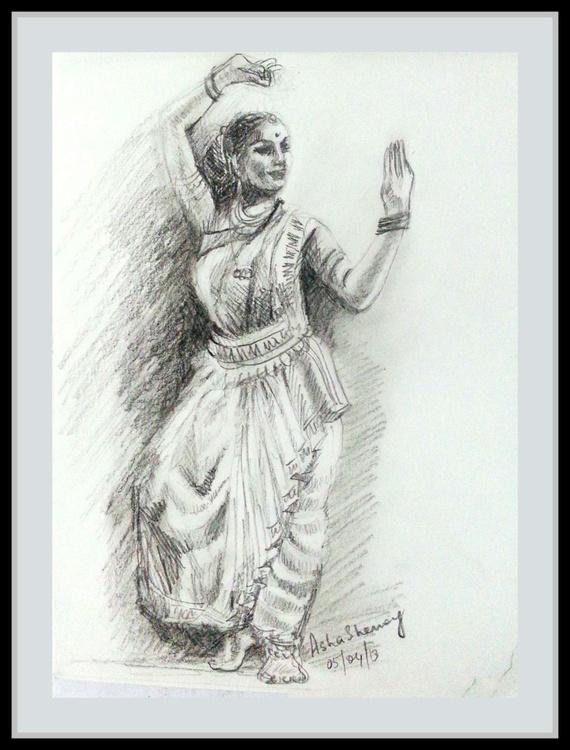 Indian dancer 3 - Image 0