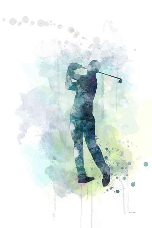 Golfer 3 -