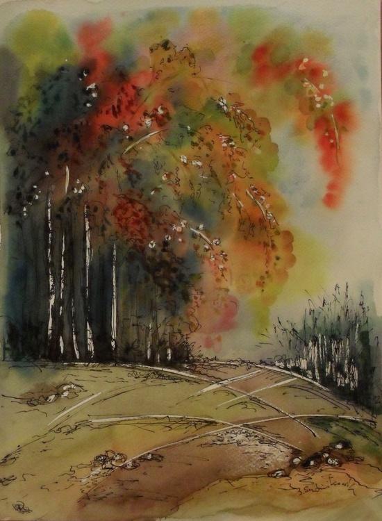In the autumn sun - Image 0