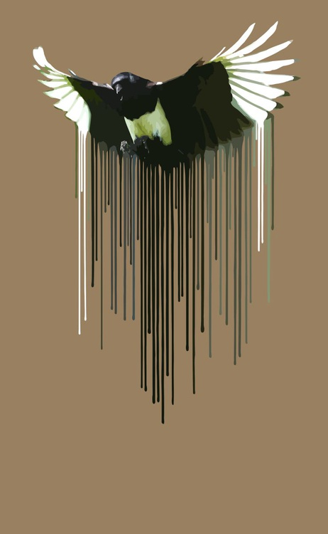 Magpie - Brown - Image 0