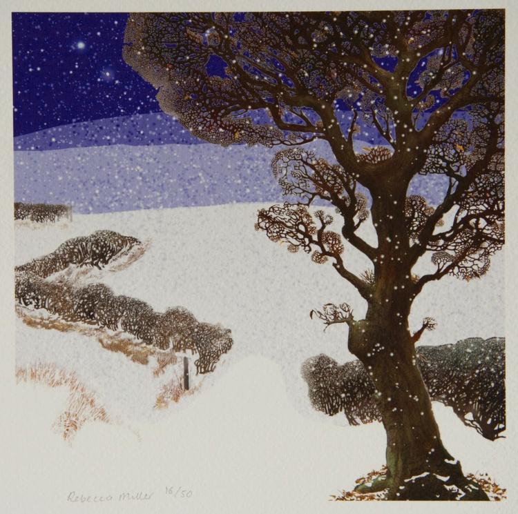 A Winter's Night - Image 0
