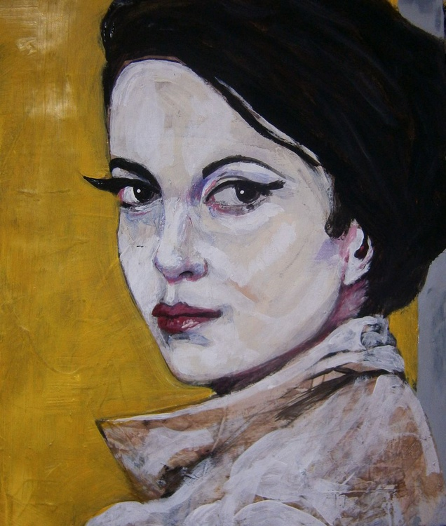 Portrait study Stephamie E. - Image 0