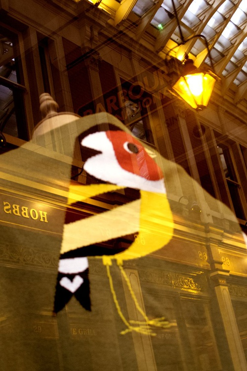 A LITTLE BIRDIE :LEADENHALL MARKET (Limited edition  1/200) 12X8 - Image 0