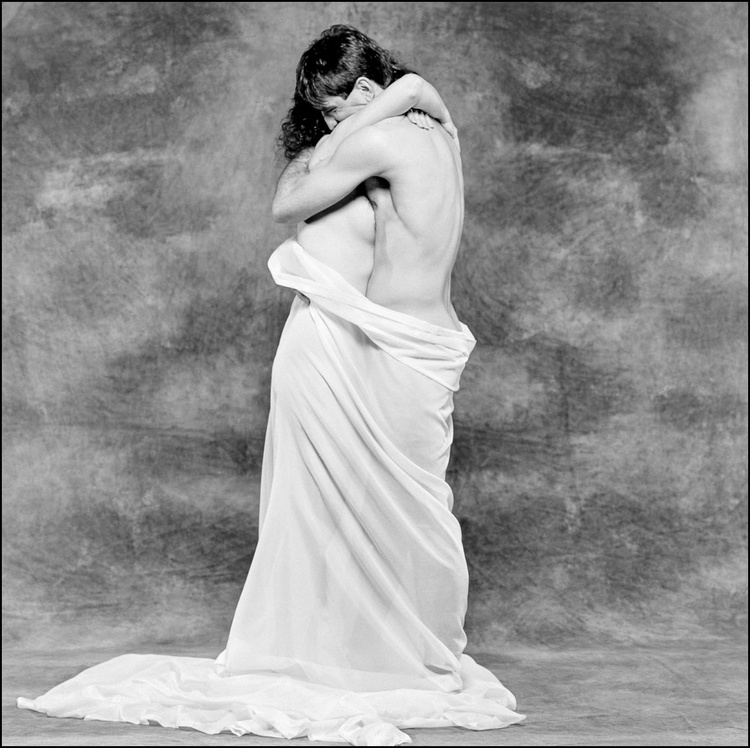Lovers in Fabric - Image 0