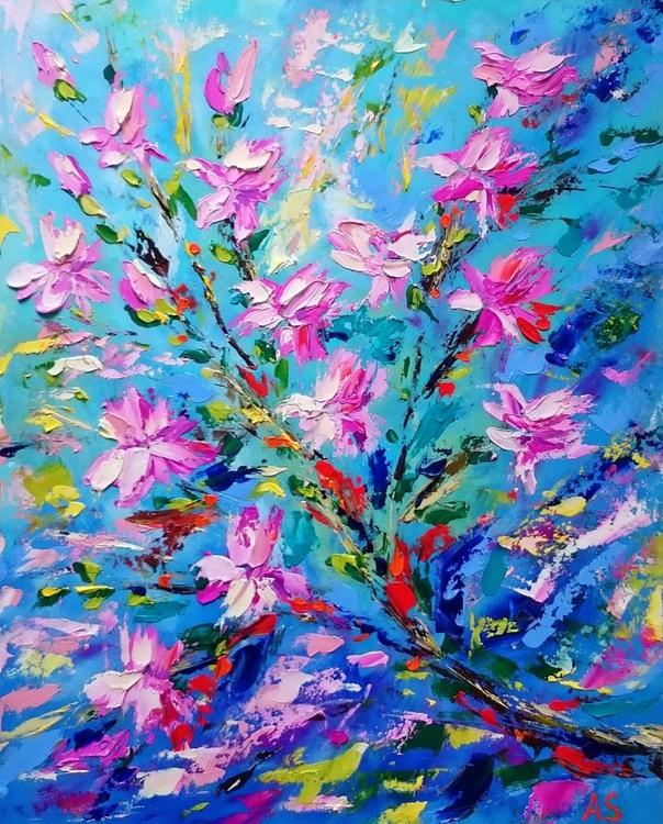 Beautiful magnolia - Image 0