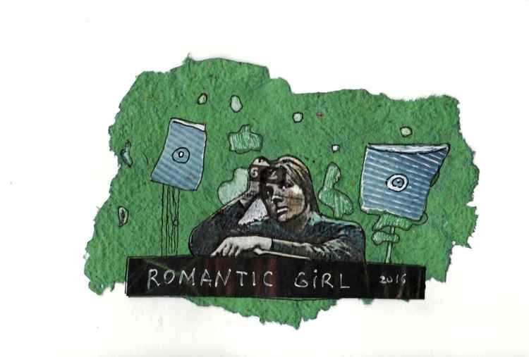 Romantic girl