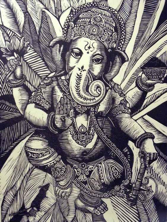 Ganesha -