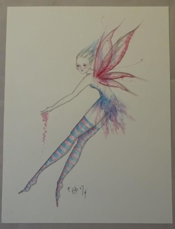 Pink Fairy - Image 0