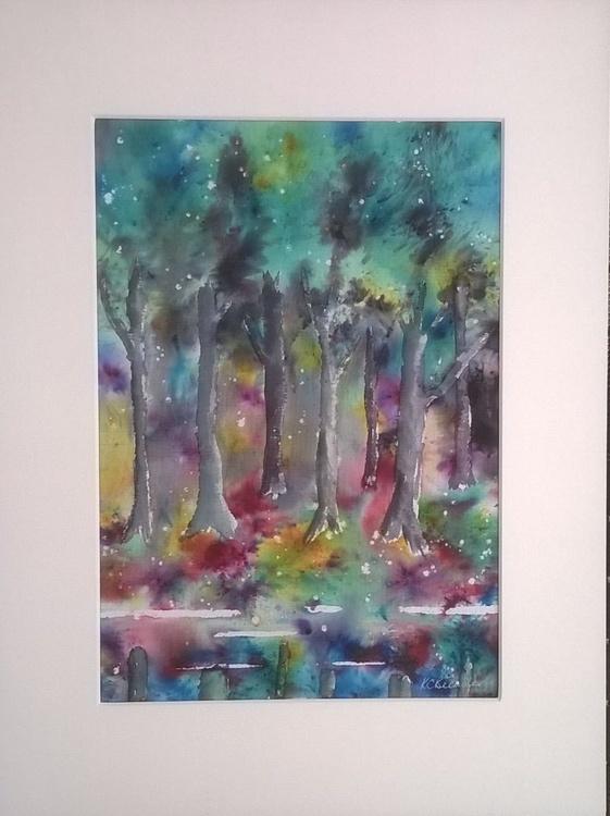 Enchanted Wood 2 (Mounted) - Image 0
