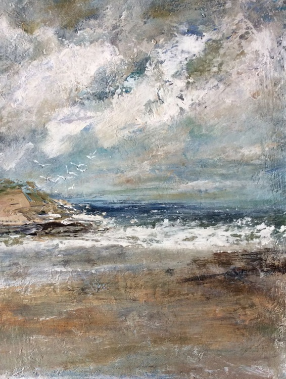 Coast and Clouds - Image 0