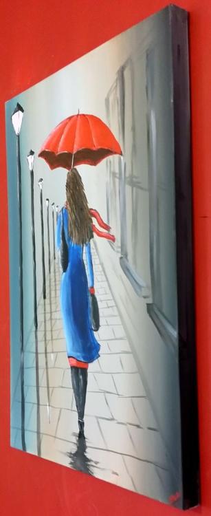 Umbrella Lady 2 - Image 0