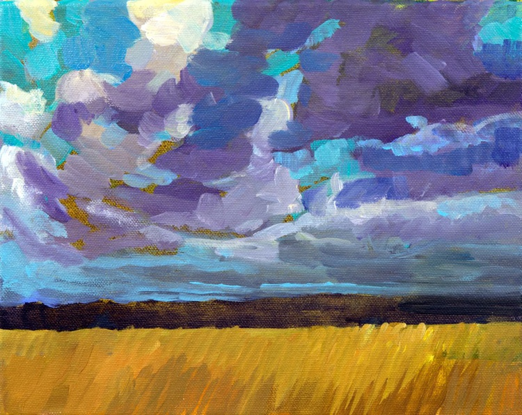 Cardigan Wetlands Study 1 - Image 0