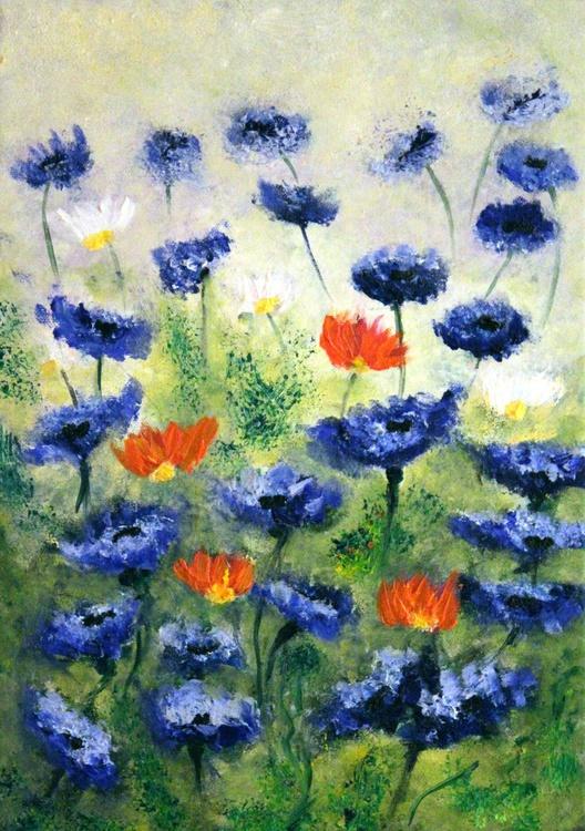 Cornflowers - Image 0