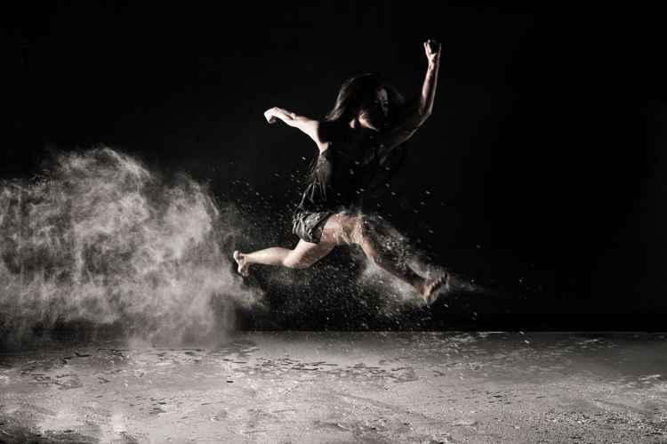 Dancer: Flora #14 -