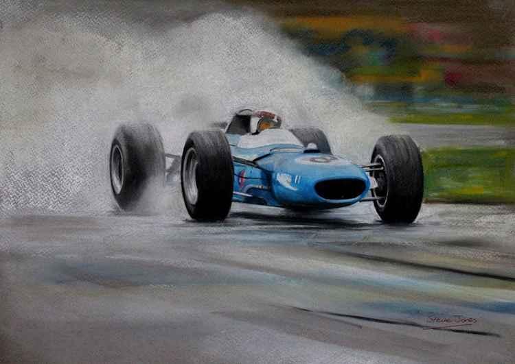 Jackie Stewart   Matra MS10 -