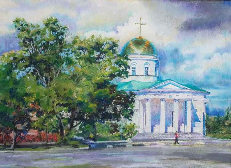 Pokrovsky catedral