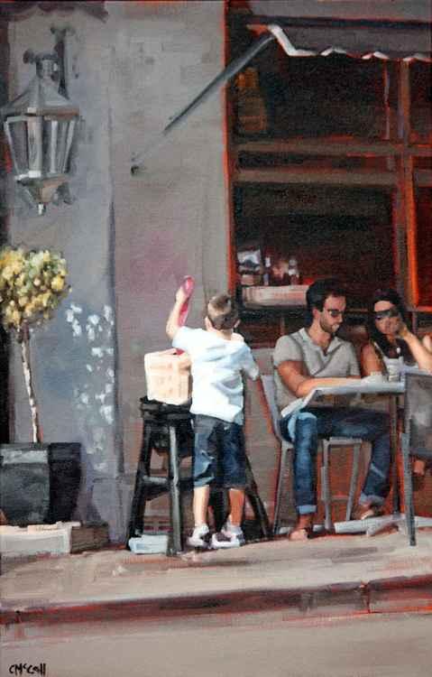 Fiveways Cafe in Paddington, Sydney