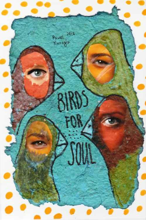 Birds for soul -