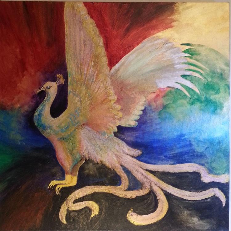 the Golden Bird of Xanadu - Image 0